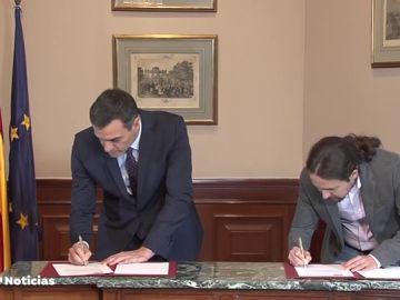 REEMPLAZO: Así fueron las 48 horas de negociación entre Pedro Sánchez y Pablo Iglesias