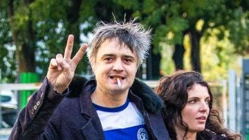 Pete Doherty sale de prisión tras haber sido detenido por posesión de drogas