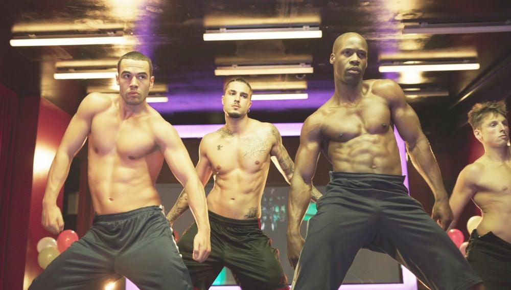 Los 'Toy boy' se enfrentan a su baile más complicado en el Inferno