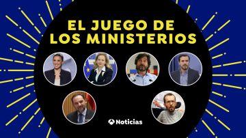 El juego de los ministerios