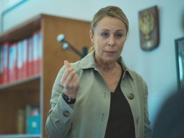 El inspector Zapata sufre un nuevo revés: la comisaria jefe Luisa Gutiérrez asume el control