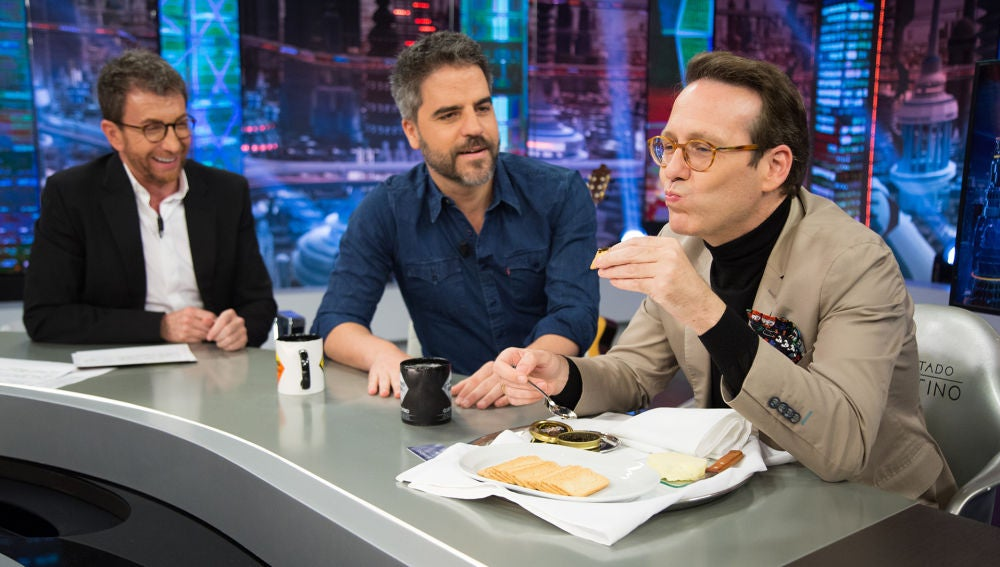La cara petición de Ernesto Sevilla por convertirse en invitado Platino de 'El Hormiguero 3.0'