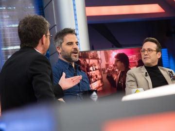 """Ernesto Sevilla, sobre las divertidas historias sobre su padre en su nueva serie: """"Todas las anécdotas son de verdad"""""""