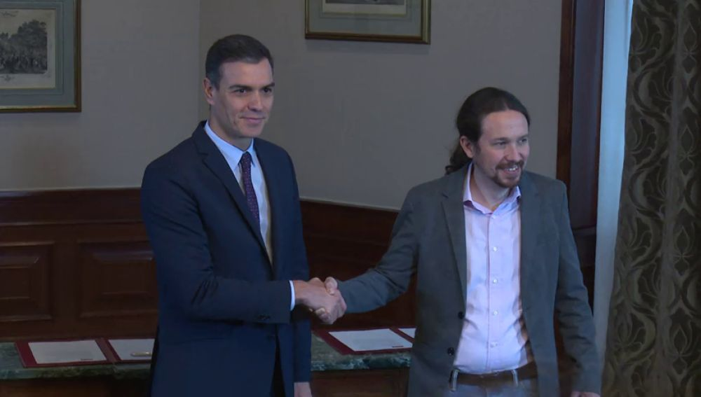 Los impuestos que subiría un Gobierno Sánchez-Iglesias