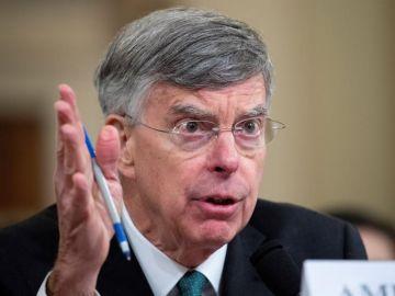 Bill Taylor, diplomático norteamericano