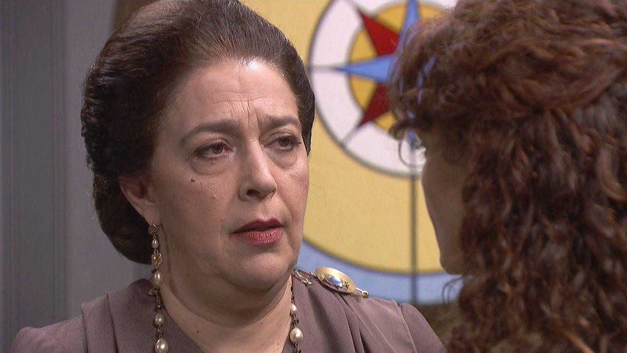 Avance 'El secreto de Puente Viejo': La advertencia que marca distancia entre Francisca e Isabel - Antena 3