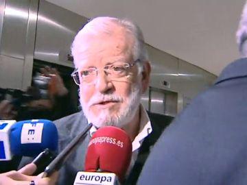 """Ibarra insiste: """"Si se forma Gobierno con Podemos, ERC y los independentistas, me iré del PSOE"""""""