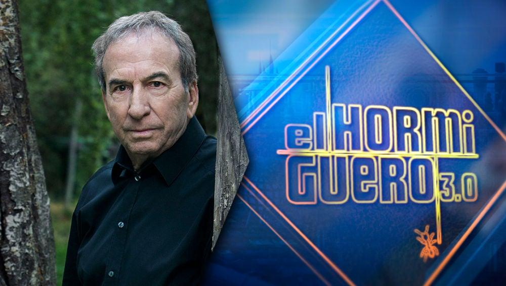 José Luis Perales pone música el miércoles en 'El Hormiguero 3.0'