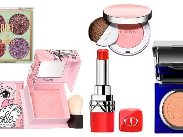 Productos de maquillaje que vas a querer sí o sí