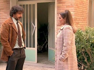 Lourdes, irreconocible con Guillermo