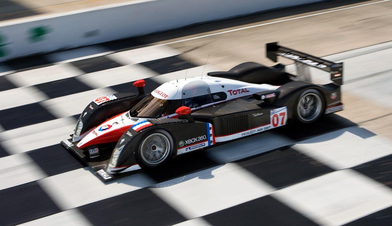 Peugeot regresa a Le Mans