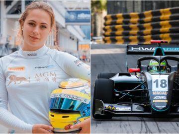 Sophia Floersch regresa a Macao