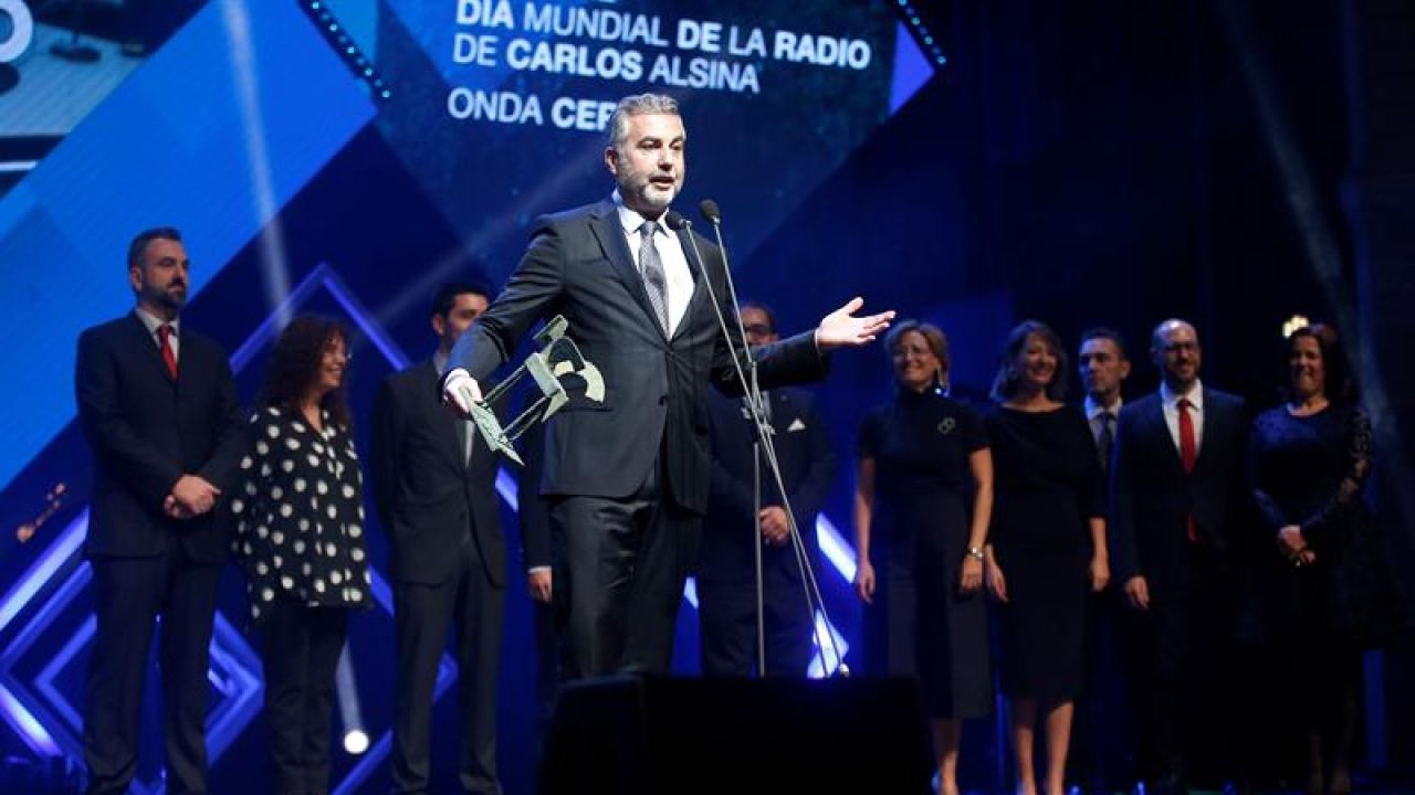 Premios Ondas 2019: El Programa 'Más De Uno' Y 'Salvados