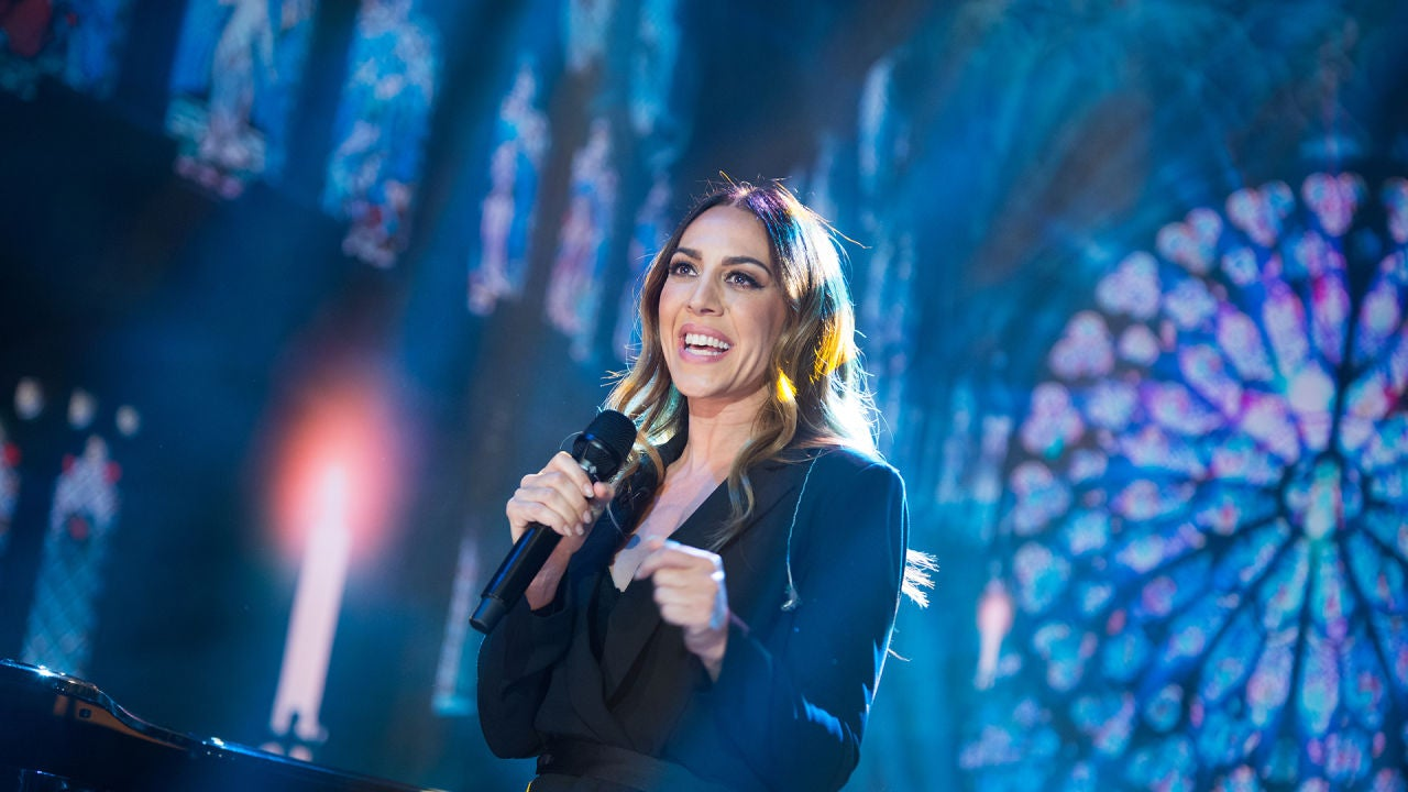 Mónica Naranjo improvisa una impresionante versión de 'Libre amar' en directo en 'El Hormiguero 3.0' - Antena 3