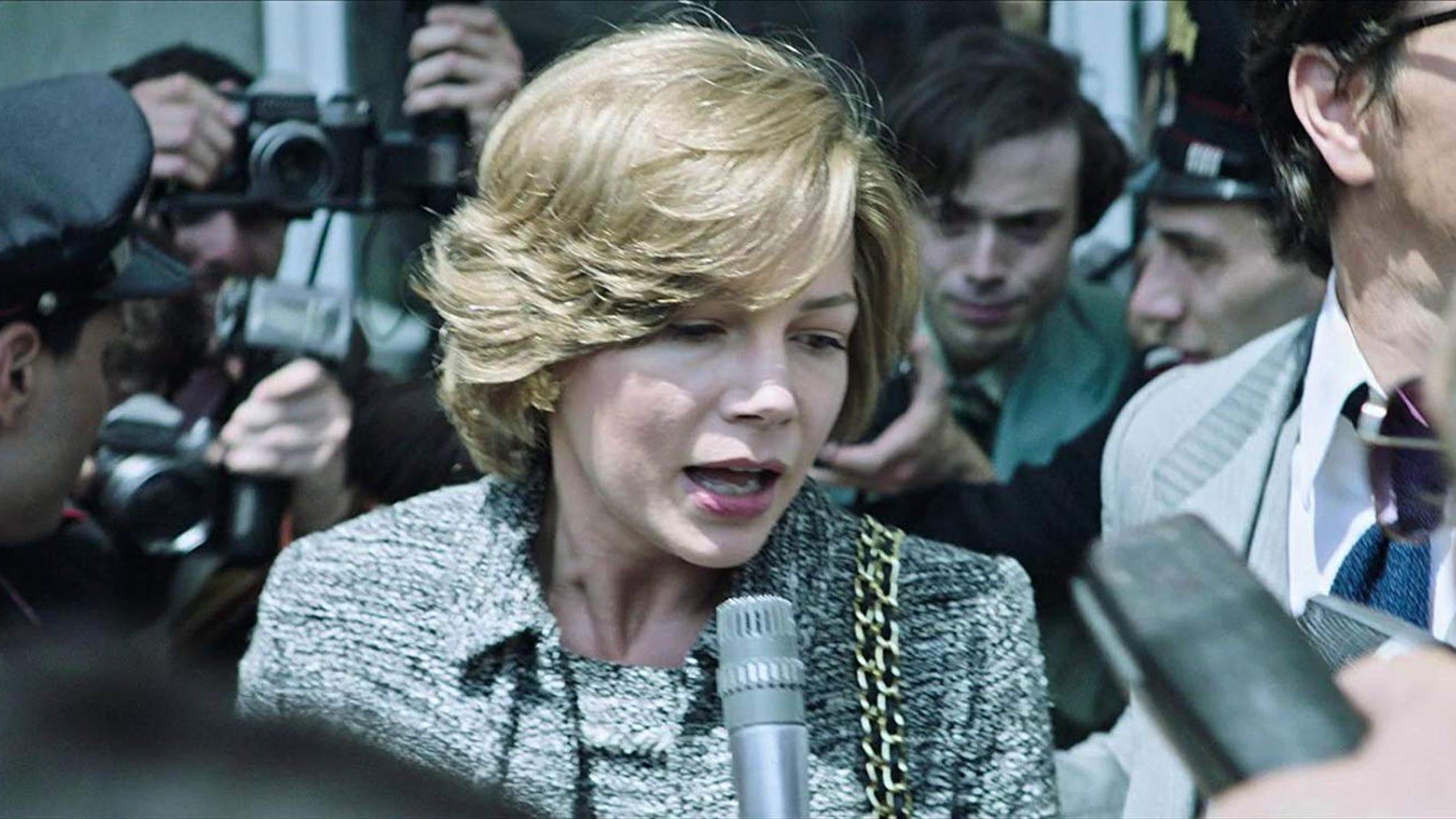 Michelle Williams en 'Todo el dinero del mundo'