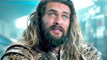Jason Momoa en 'Aquaman'