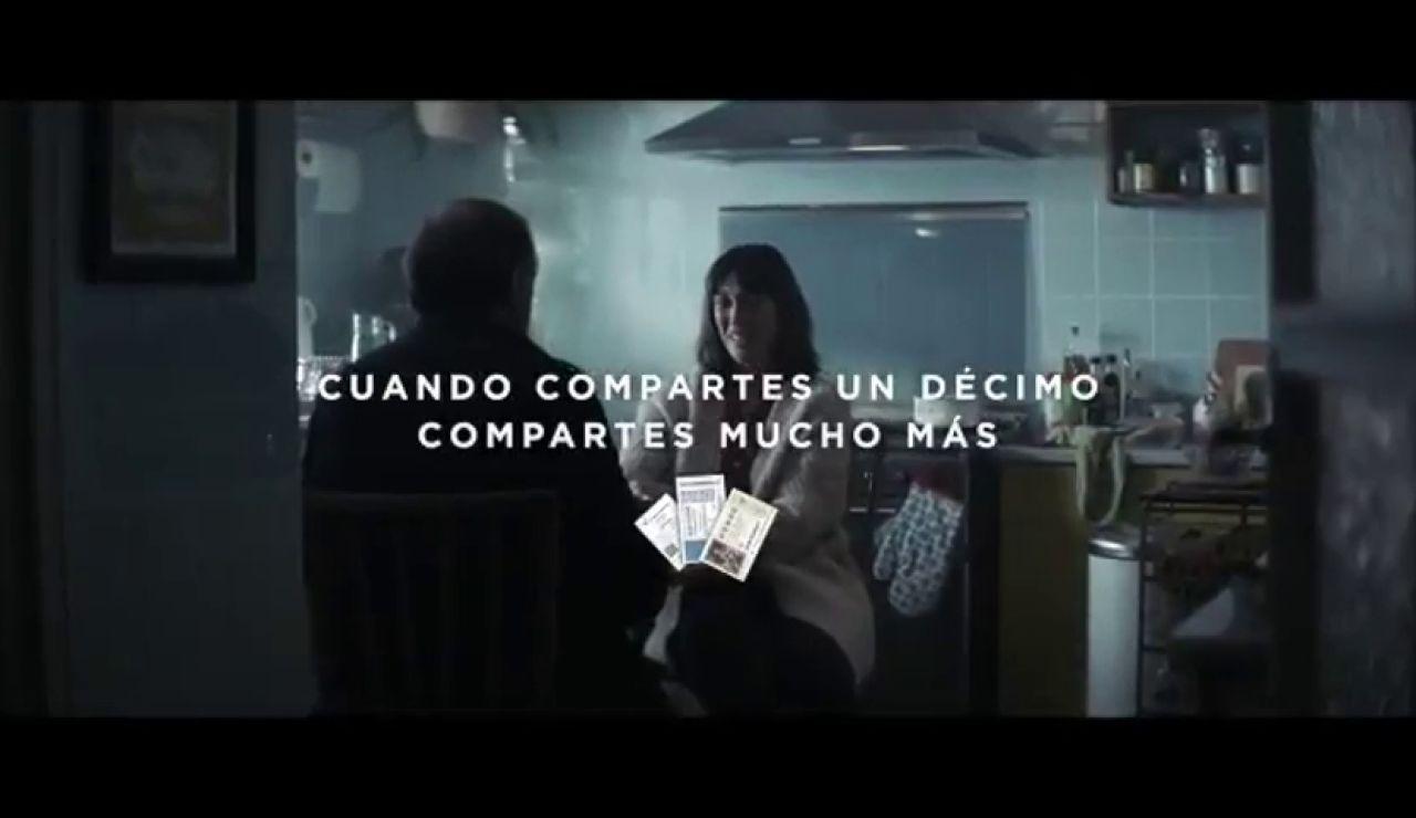 Anuncio de la Lotería de Navidad 2019