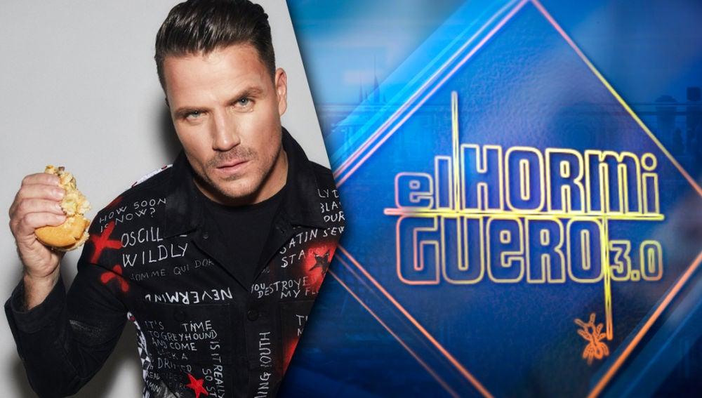 Dani Martín llena de ritmo 'El Hormiguero 3.0' el jueves
