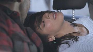 Fabiola inconsciente