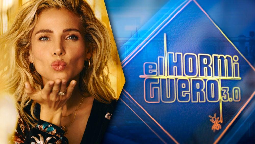 Elsa Pataky adelanta la Navidad el martes en 'El Hormiguero 3.0'