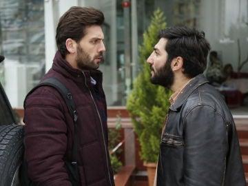 Cengiz y Ali en 'Madre'
