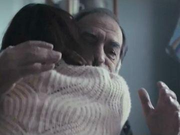 Ramón Barea en el Anuncio de Lotería de Navidad 2019
