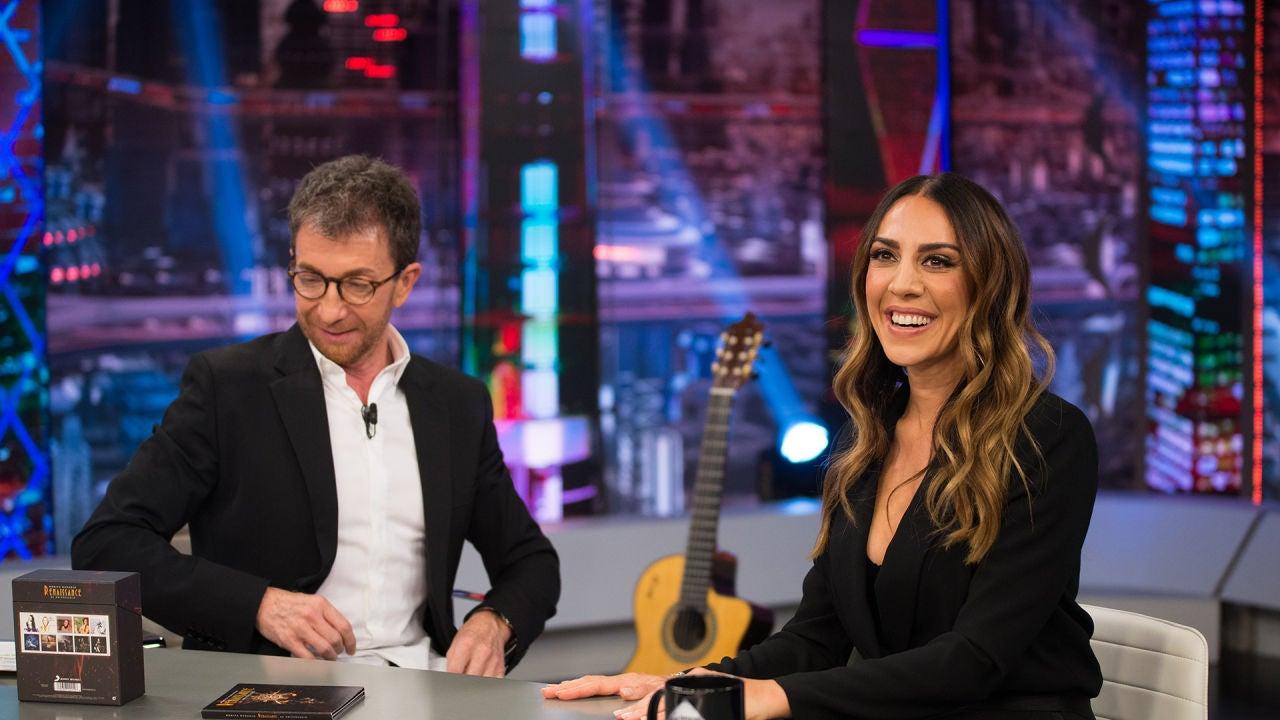 La confesión más íntima de Mónica Naranjo sobre sus relaciones personales en 'El Hormiguero 3.0' - Antena 3