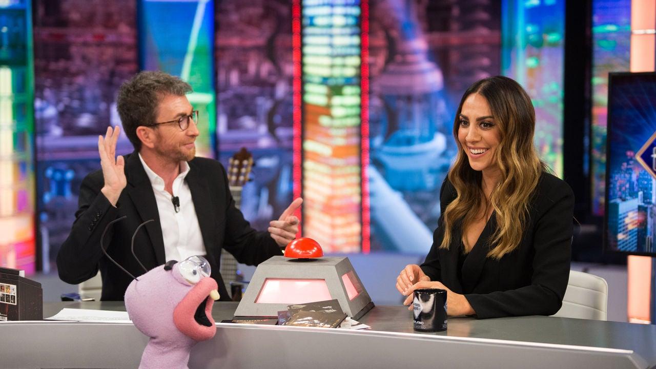 Mónica Naranjo se divierte con el juego musical de Trancas y Barrancas - Antena 3