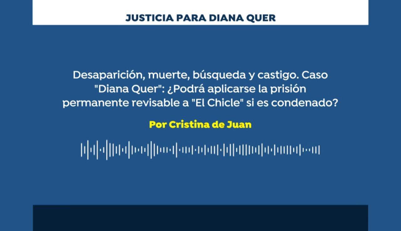 REEMPLAZO 'Caso Diana Quer': Desaparición, muerte, búsqueda y castigo
