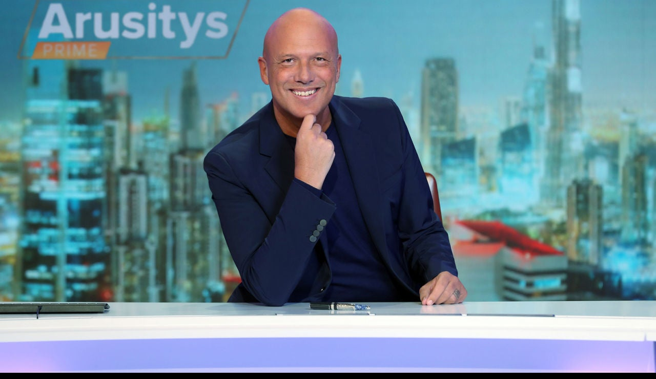 Alfonso Arús salta al prime time de Antena 3 con 'Arusitys Prime' super 1