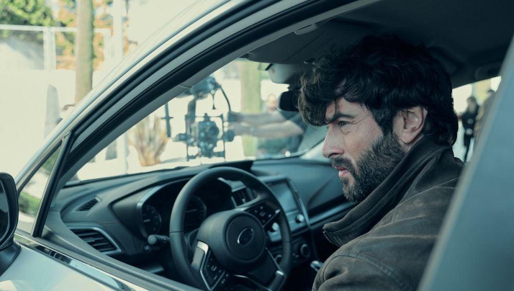 Javier Rey, protagonista de 'Geonestesia'