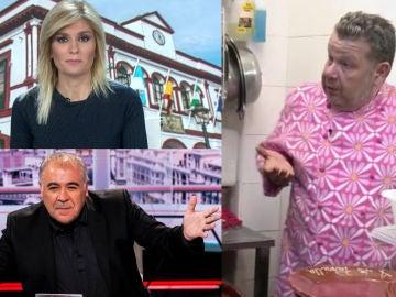 Liderazgos de Antena 3 y laSexta