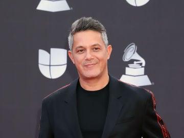 Alejandro Sanz en los Grammy Latinos 2019