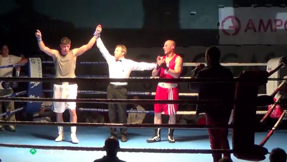 gazi boxeador