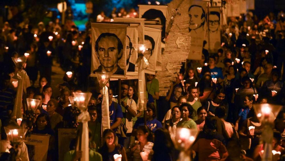 Masacre de jesuitas cumple 30 años a la sombra de la impunidad en El Salvador