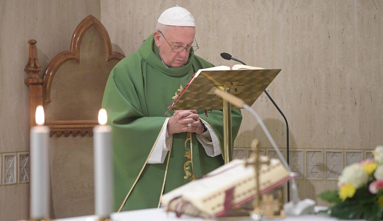 """El papa a favor de introducir el """"pecado ecológico"""" en el catecismo católico"""