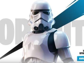 Los Stormtroopers aterrizan en 'Fortnite'