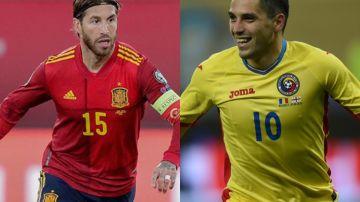 España- Rumanía