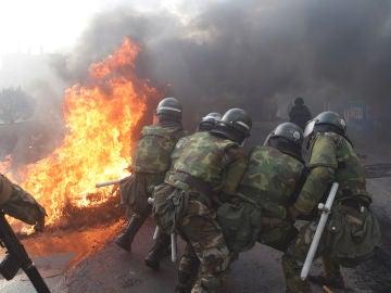 Las protestas en Bolivia dejan cinco muertos