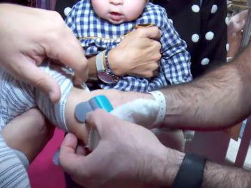 pulseras tecnológicas para bebés
