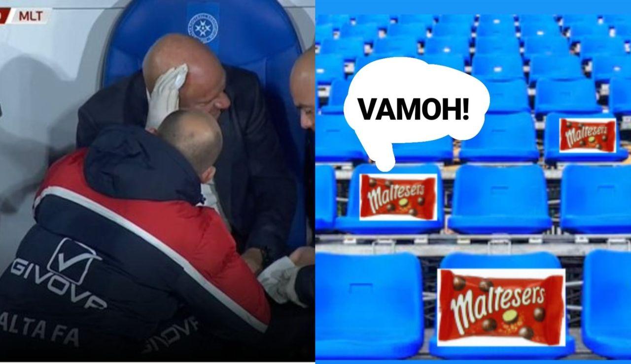 Memes España-Malta