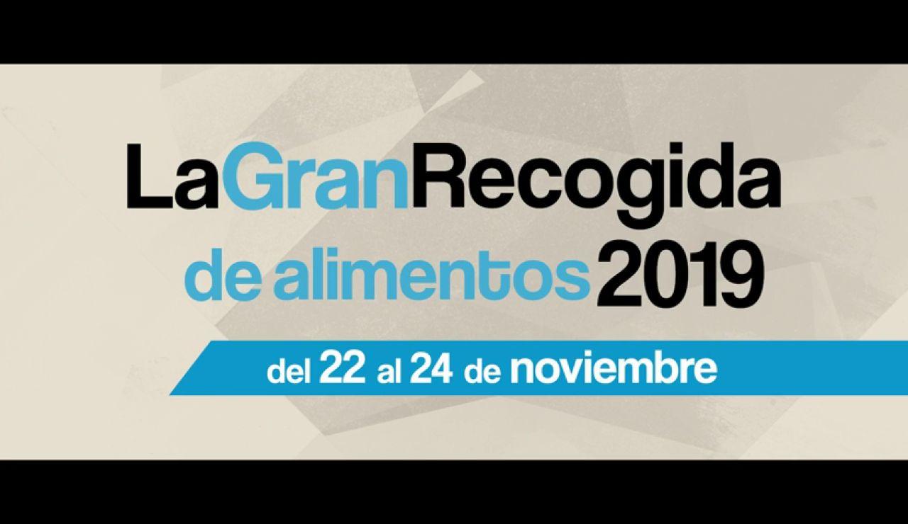 Llega la Gran Recogida de Alimentos del 22 al 24 de noviembre