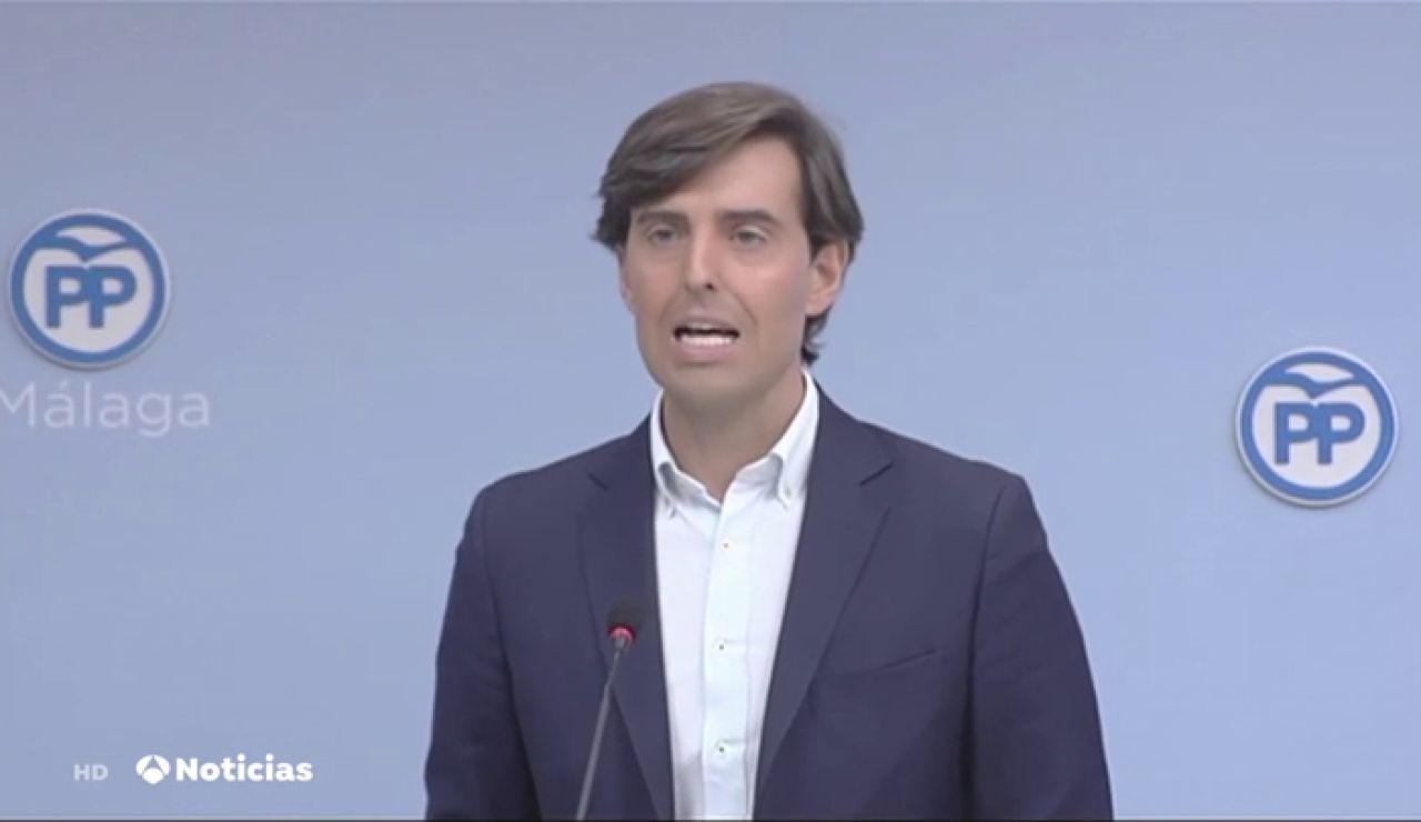 """El PP critica la carta de Sánchez al omitir cualquier referencia a la """"amenaza separatista"""" en Cataluña"""