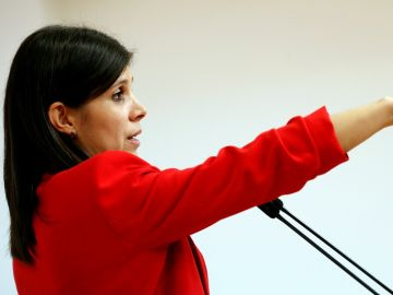 Imagen de archivo de Marta Vilalta, portavoz de ERC