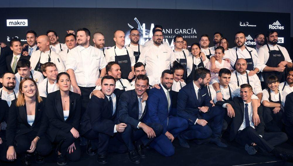El chef Dani Garcia cierra su restaurante