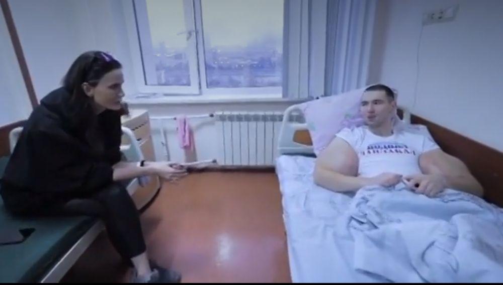 El Popeye ruso tras la operación