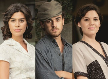 Puente Viejo traspasa fronteras: las escapada más gélida de los actores de 'El secreto de Puente Viejo'