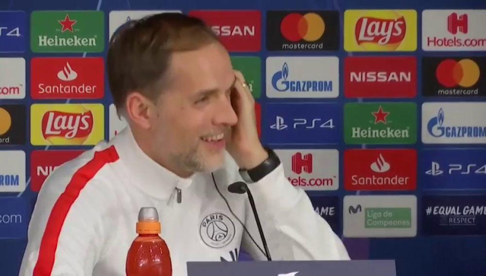 """Tuchel contesta a Zidane sobre Mbappé: """"A veces se quiere a quien no puedes tener"""""""