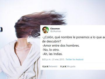 Los mejores tuits de Clausman