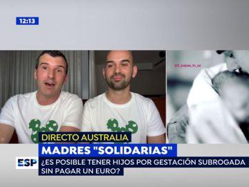 Madres 'solidarias'